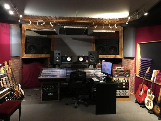 Modal Studios - Control Room 1