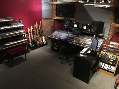 Modal Studios - Control Room 2