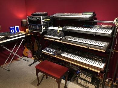 Modal Studios - Control Room 5