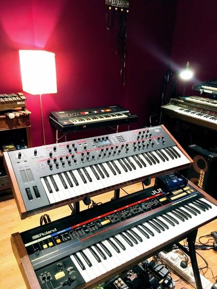 Modal Studios - Live Room A 4